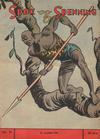 Cover for Spøk og Spenning (Magasinet For Alle, 1941 series) #29/1941