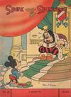Cover for Spøk og Spenning (Magasinet For Alle, 1941 series) #34/1941