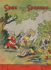 Cover for Spøk og Spenning (Magasinet For Alle, 1941 series) #3/1942