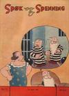 Cover for Spøk og Spenning (Magasinet For Alle, 1941 series) #5/1942