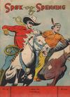 Cover for Spøk og Spenning (Magasinet For Alle, 1941 series) #6/1942