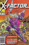 Cover for X-Factor (Marvel, 1986 series) #2 [Canadian]