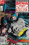 Cover Thumbnail for Batman (1940 series) #420 [Newsstand Edition]