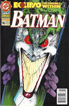 Cover for Batman Annual (DC, 1961 series) #16 [Newsstand]