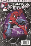 Cover for The Amazing Spider-Man (Marvel, 1999 series) #34 (475) [Newsstand Edition]