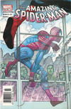 Cover for The Amazing Spider-Man (Marvel, 1999 series) #45 (486) [Newsstand]