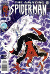 Cover for The Amazing Spider-Man (Marvel, 1999 series) #17 [Newsstand]