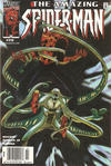 Cover for The Amazing Spider-Man (Marvel, 1999 series) #26 [Newsstand Edition]