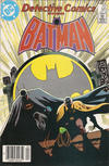 Cover Thumbnail for Detective Comics (1937 series) #561 [Newsstand Edition]