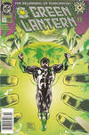 Cover Thumbnail for Green Lantern (1990 series) #0 [Newsstand]