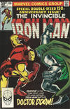 Cover for Iron Man (Marvel, 1968 series) #150 [British Price Variant]