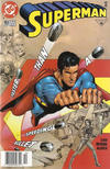 Cover for Superman (DC, 1987 series) #151 [Newsstand]