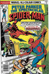 Cover Thumbnail for The Spectacular Spider-Man (1976 series) #1 [British Price Variant]