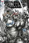 Cover Thumbnail for Teenage Mutant Ninja Turtles Universe (2016 series) #1 [Second Printing]