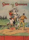 Cover for Spøk og Spenning (Magasinet For Alle, 1941 series) #12/1942
