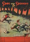 Cover for Spøk og Spenning (Magasinet For Alle, 1941 series) #14/1942