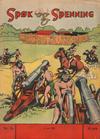 Cover for Spøk og Spenning (Magasinet For Alle, 1941 series) #16/1942