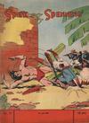 Cover for Spøk og Spenning (Magasinet For Alle, 1941 series) #17/1942