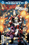 Cover Thumbnail for Suicide Squad (2016 series) #12 [Whilce Portacio Variant Cover]