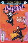 Cover for Batgirl (DC, 2016 series) #8 [Chris Wildgoose Cover]