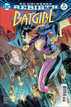 Cover for Batgirl (DC, 2016 series) #8 [Francis Manapul Cover]