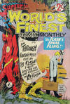 Cover for Superman Presents World's Finest Comic Monthly (K. G. Murray, 1965 series) #18