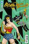 Cover for Batman '66 Meets Wonder Woman '77 (DC, 2017 series) #2
