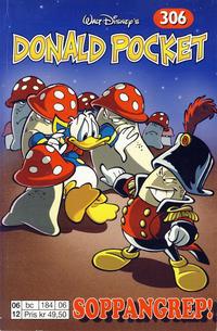 Cover Thumbnail for Donald Pocket (Hjemmet / Egmont, 1968 series) #306 - Soppangrep! [1. opplag]