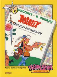 Cover Thumbnail for Tegneseriebokklubben (Hjemmet / Egmont, 1985 series) #86 - Asterix - Damenes inntogsmarsj; Asterix' odyssé