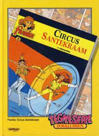 Cover Thumbnail for Tegneseriebokklubben (Hjemmet / Egmont, 1985 series) #85 - Eventyr fra Onkel Skrues Skattkiste: Venezia; Franka: Circus Santekraam