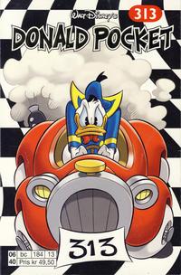 Cover Thumbnail for Donald Pocket (Hjemmet / Egmont, 1968 series) #313 - 313 [1. opplag]