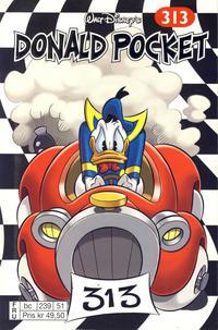 Cover Thumbnail for Donald Pocket (Hjemmet / Egmont, 1968 series) #313 - 3132006 [bc 239 51 FRU]