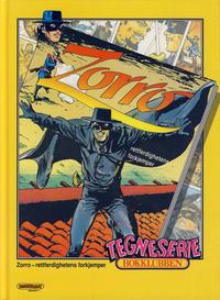 Cover Thumbnail for Tegneseriebokklubben (Hjemmet / Egmont, 1985 series) #79 - Beste historier om Donald Duck & Co. nr. 16; Zorro -rettferdighetens forkjemper