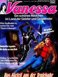 Cover Thumbnail for Vanessa (Bastei Verlag, 1990 series) #17