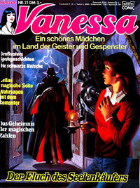 Cover Thumbnail for Vanessa (Bastei Verlag, 1990 series) #21