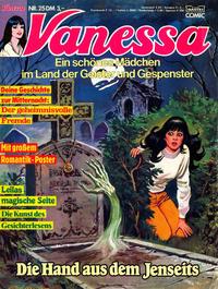 Cover Thumbnail for Vanessa (Bastei Verlag, 1990 series) #25