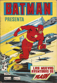 Cover Thumbnail for Batman (Grupo Editorial Vid, 1987 series) #19