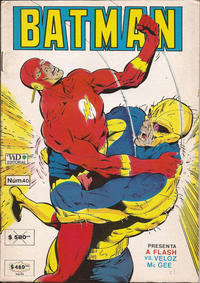 Cover Thumbnail for Batman (Grupo Editorial Vid, 1987 series) #40