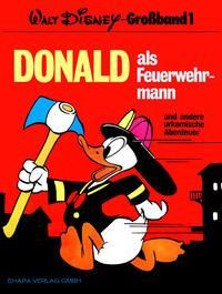 Cover Thumbnail for Walt Disney-Großband (Egmont Ehapa, 1974 series) #1