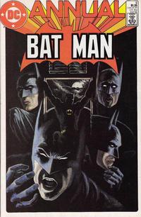 Cover Thumbnail for Batman Annual (DC, 1961 series) #9 [Direct Edition]