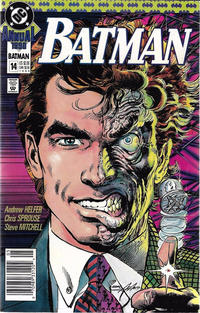 Cover Thumbnail for Batman Annual (DC, 1961 series) #14 [Newsstand]