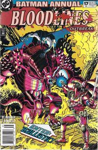 Cover Thumbnail for Batman Annual (DC, 1961 series) #17 [Newsstand]