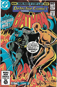 Cover Thumbnail for Detective Comics (DC, 1937 series) #507 [Direct Edition]