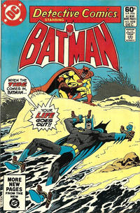 Cover Thumbnail for Detective Comics (DC, 1937 series) #509 [Direct]