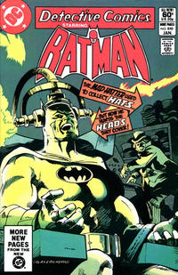 Cover Thumbnail for Detective Comics (DC, 1937 series) #510 [Direct Edition]