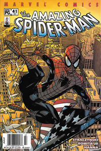 Cover Thumbnail for The Amazing Spider-Man (Marvel, 1999 series) #41 (482) [Newsstand]