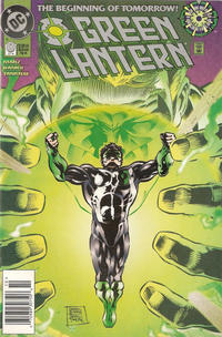 Cover for Green Lantern (DC, 1990 series) #0 [Direct Sales]