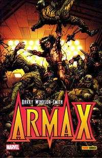 Cover Thumbnail for 100% Marvel HC. Lobezno: Arma X (Panini España, 2017 series)