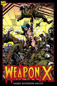 Cover Thumbnail for Weapon X (Marvel, 1993 series)