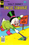 Cover for Uncle Scrooge (Western, 1963 series) #143 [Whitman]